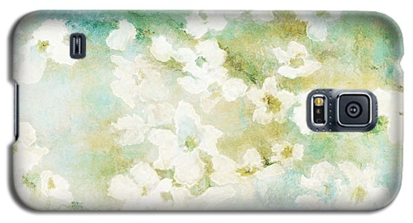 Fragrant Waters - Abstract Art Galaxy S5 Case
