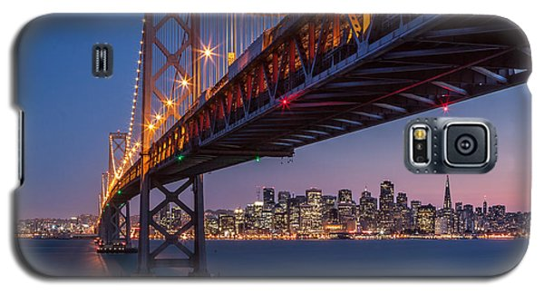 Framing San Francisco Galaxy S5 Case