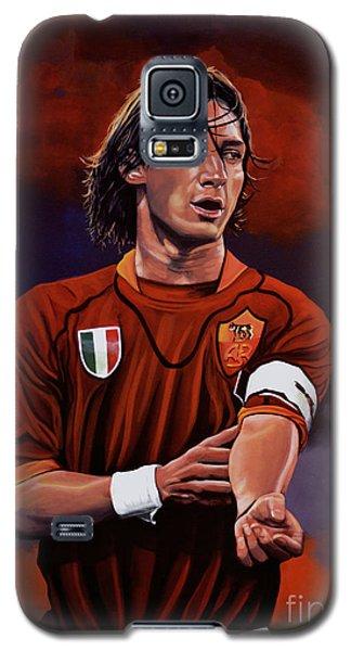 Francesco Totti Galaxy S5 Case by Paul Meijering
