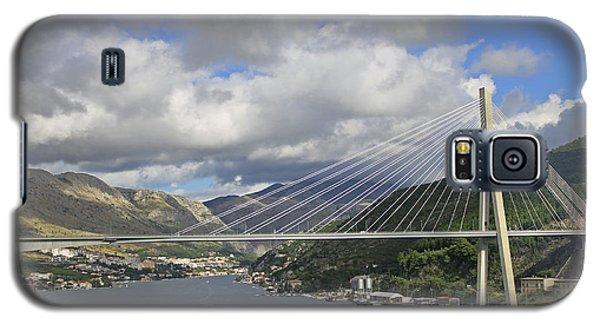 Franjo Tudman Bridge Galaxy S5 Case
