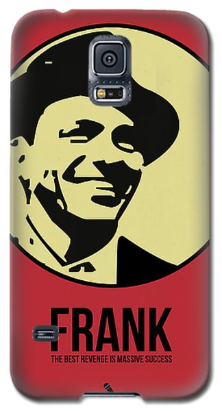 Frank Poster 2 Galaxy S5 Case by Naxart Studio
