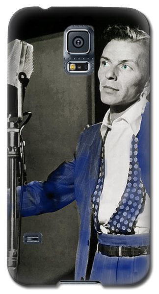 Frank Sinatra - Old Blue Eyes Galaxy S5 Case