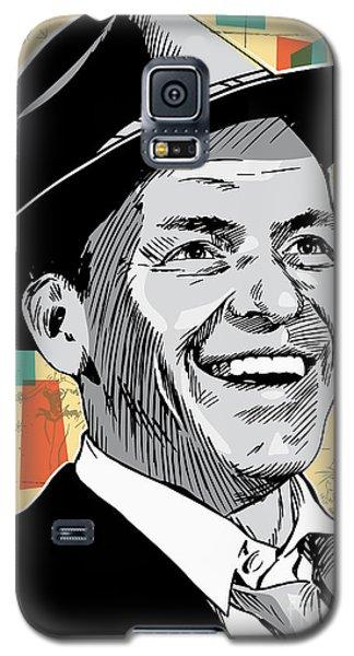 Frank Sinatra Pop Art Galaxy S5 Case