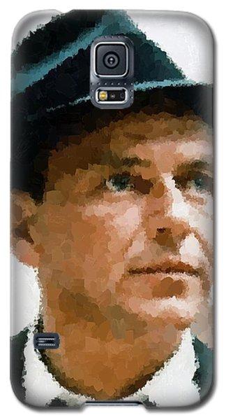 Frank Sinatra Portrait Galaxy S5 Case
