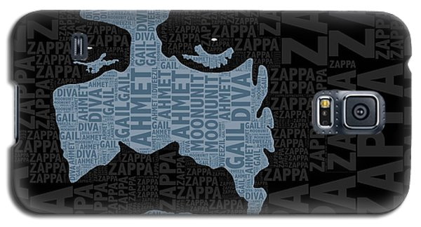 Frank Zappa  Galaxy S5 Case