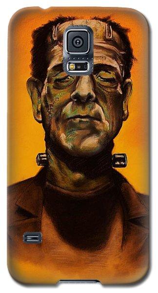 Frankenstein's Monster Galaxy S5 Case