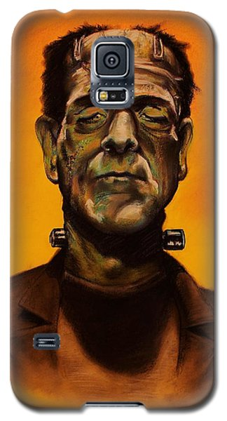 Frankenstein's Monster Galaxy S5 Case