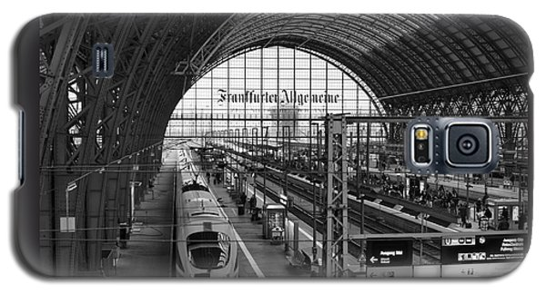 Frankfurt Bahnhof - Train Station Galaxy S5 Case