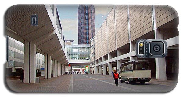 Frankfurter Messe Turm Galaxy S5 Case