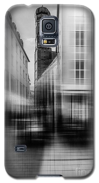 Frauenkirche - Muenchen V - Bw Galaxy S5 Case by Hannes Cmarits
