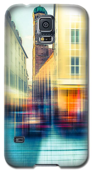 Frauenkirche - Munich V - Vintage Galaxy S5 Case