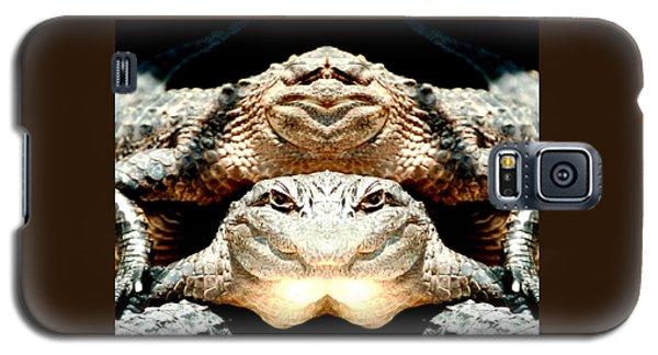 Love Them Freaky Florida Gators Galaxy S5 Case