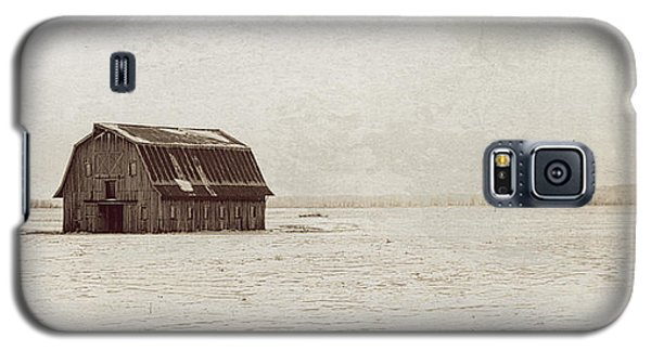 Frechman Barn With Textures Galaxy S5 Case