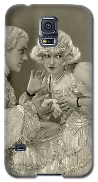 Fred And Adele Astaire Galaxy S5 Case by Nicholas Muray