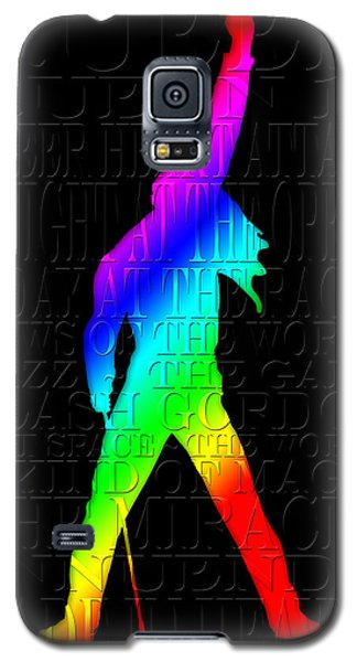 Freddie Mercury 2 Galaxy S5 Case