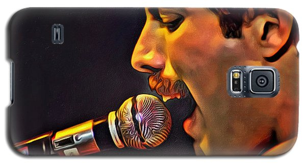 Freddie Mercury Series 2 Galaxy S5 Case