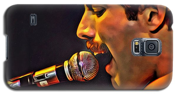 Freddie Mercury 2 Of 4 Galaxy S5 Case