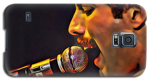 Freddie Mercury Series 2 Galaxy S5 Case