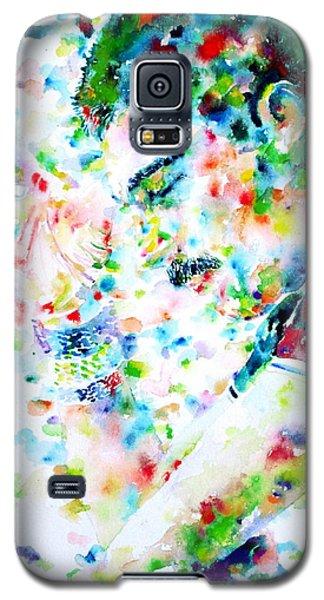 Freddie Mercury Portrait.7 Galaxy S5 Case