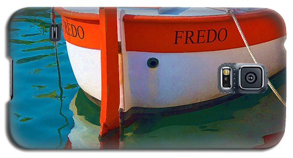 Fredo Galaxy S5 Case by Joan Herwig