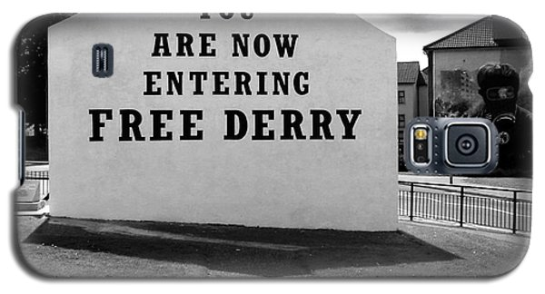 Free Derry Corner 9 Galaxy S5 Case