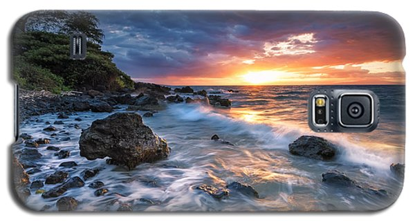 Galaxy S5 Case featuring the photograph Free Flowing by Hawaii  Fine Art Photography