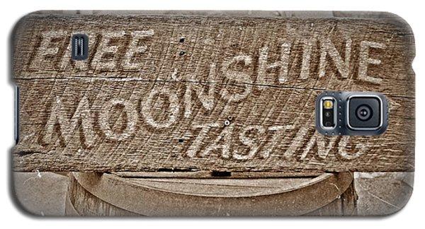 Free Moonshine Galaxy S5 Case