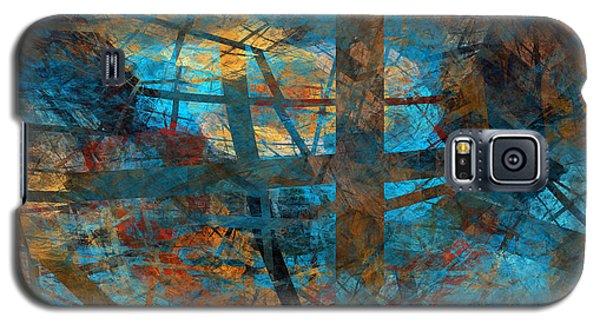 Galaxy S5 Case featuring the digital art Free Your Mind  by Menega Sabidussi
