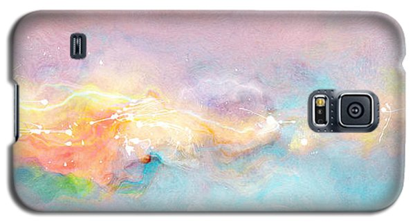 Freedom - Abstract Art Galaxy S5 Case