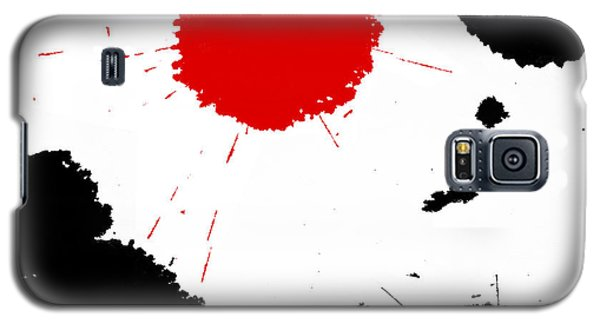 Freedom / Blood And Ink Galaxy S5 Case