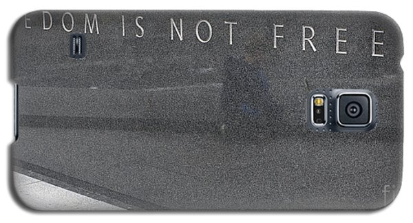 Freedom Is Not Free Galaxy S5 Case