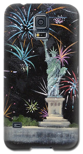 Freedom Galaxy S5 Case by Judith Rhue