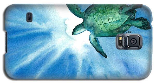 Sea Tutrle 2 Galaxy S5 Case
