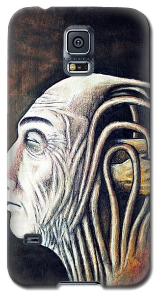Freedom Of Compulsions Habits And Addictions Galaxy S5 Case