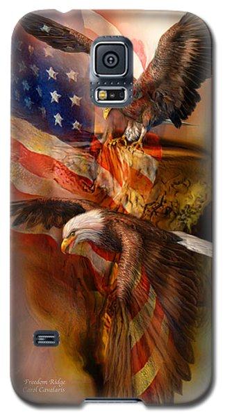 Freedom Ridge Galaxy S5 Case