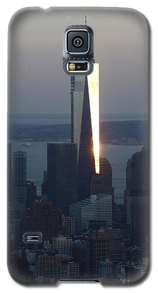 Freedom Tower Galaxy S5 Case by John Telfer