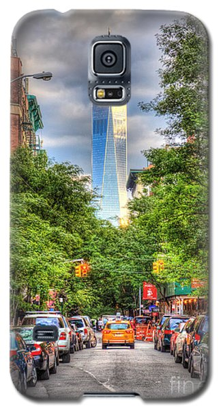 Freedom Tower Galaxy S5 Case
