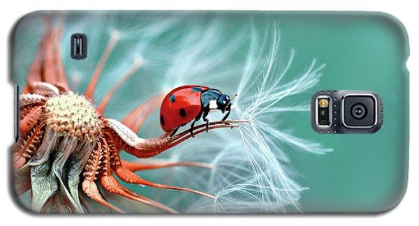 Ladybug Galaxy S5 Case - Freedoom by Mustafa ?zt?rk