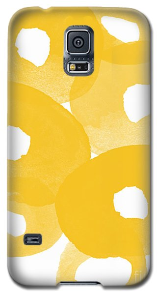 Freesia Splash Galaxy S5 Case