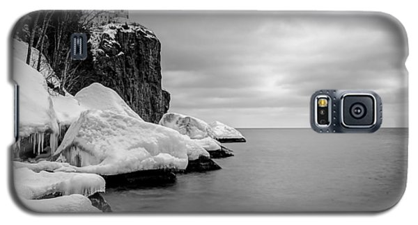Galaxy S5 Case featuring the photograph Freezing Beauty by RC Pics