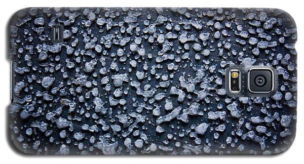 Galaxy S5 Case featuring the photograph Freezing Rain by Joel Loftus