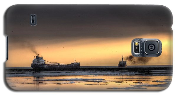Freighter And The Cutter Galaxy S5 Case