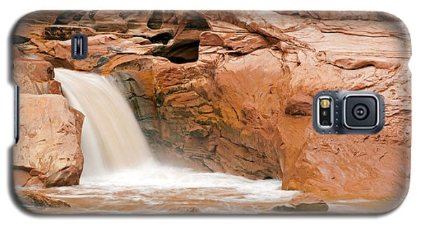 Fremont River Falls Capitol Reef National Park Galaxy S5 Case