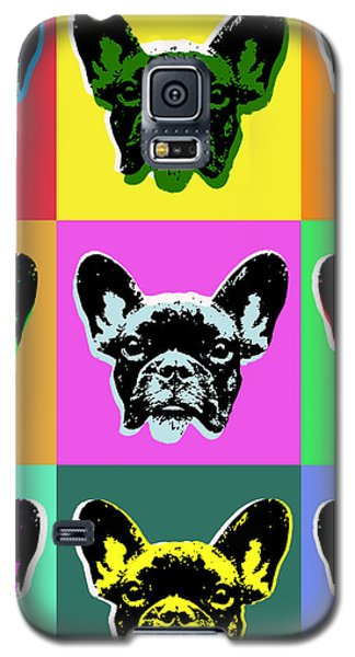 French Bulldog Galaxy S5 Case by Jean luc Comperat