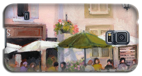 French Country Cafe Galaxy S5 Case