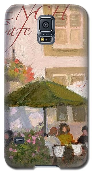 French Country Poster Galaxy S5 Case