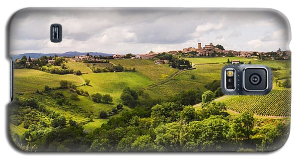 Galaxy S5 Case featuring the photograph French Countryside by Allen Sheffield