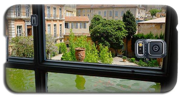 French Courtyard Galaxy S5 Case