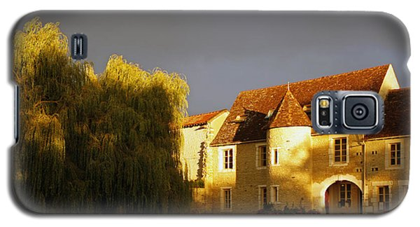 French House At Sunset Galaxy S5 Case