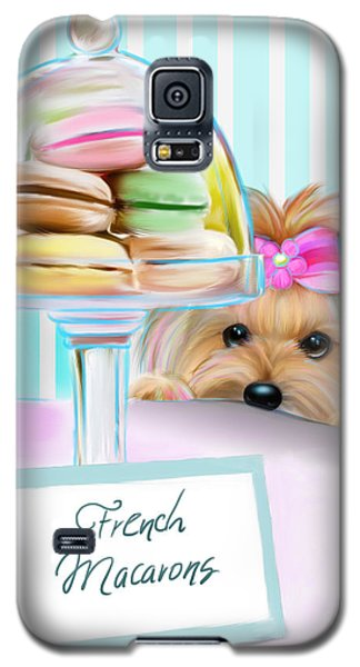 French Macarons Galaxy S5 Case